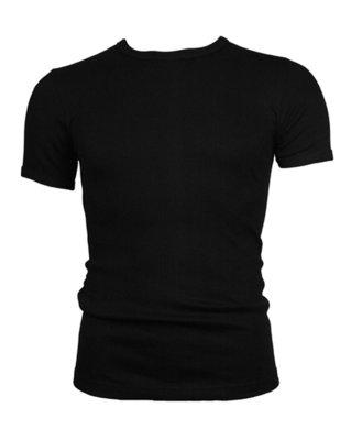Heren T-shirts Beeren zwart