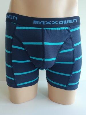 Heren Boxershort Maxx Owen gestreept Blauw