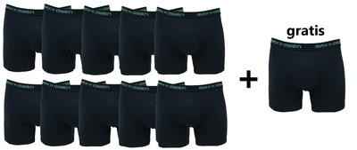 10+1 gratis Heren boxershorts Maxx Owen Marine-Green