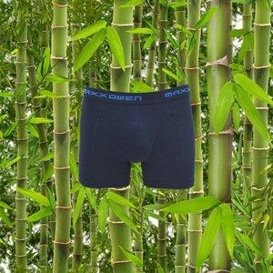 Bamboe heren Boxershort Maxx Owen Marine