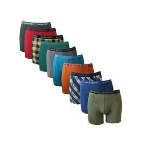 10-pack Heren Boxershort Maxx Owen Assorti