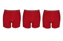 3-Pack Heren Boxershorts Maxx Owen Chilipepper